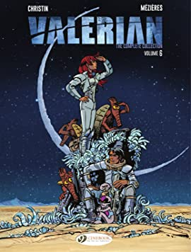 Valerian -The Complete Collection Vol. 6