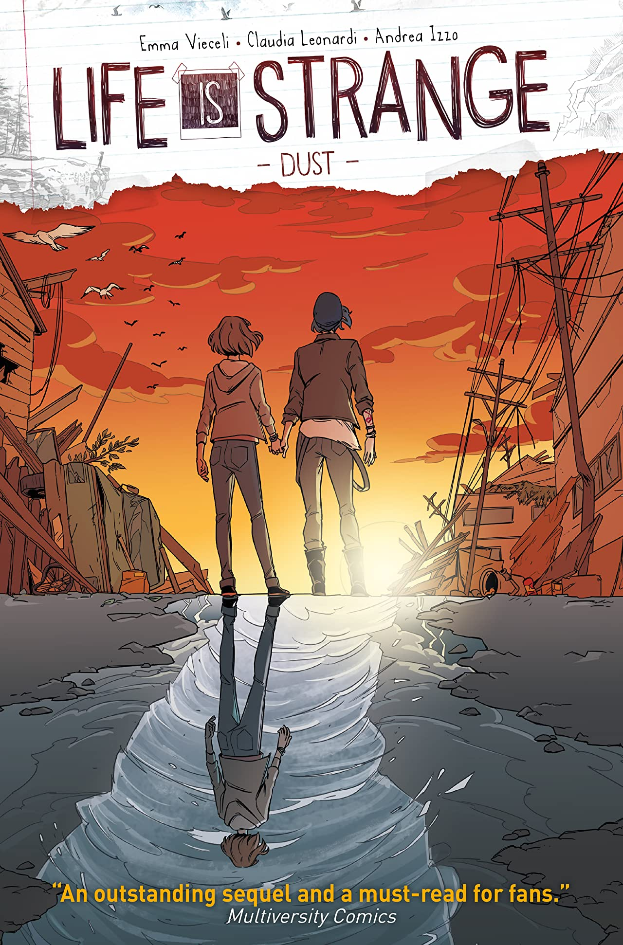 Life is Strange Tome 1: Dust