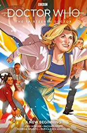 Doctor Who: The Thirteenth Doctor Vol. 1