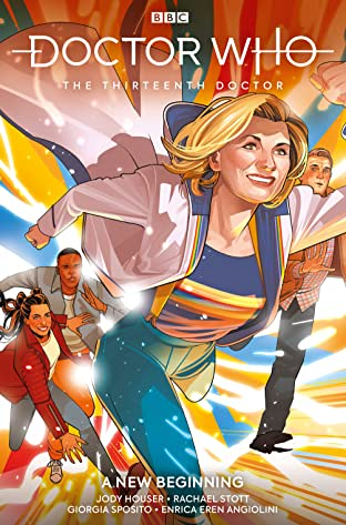 Doctor Who: The Thirteenth Doctor Tome 1