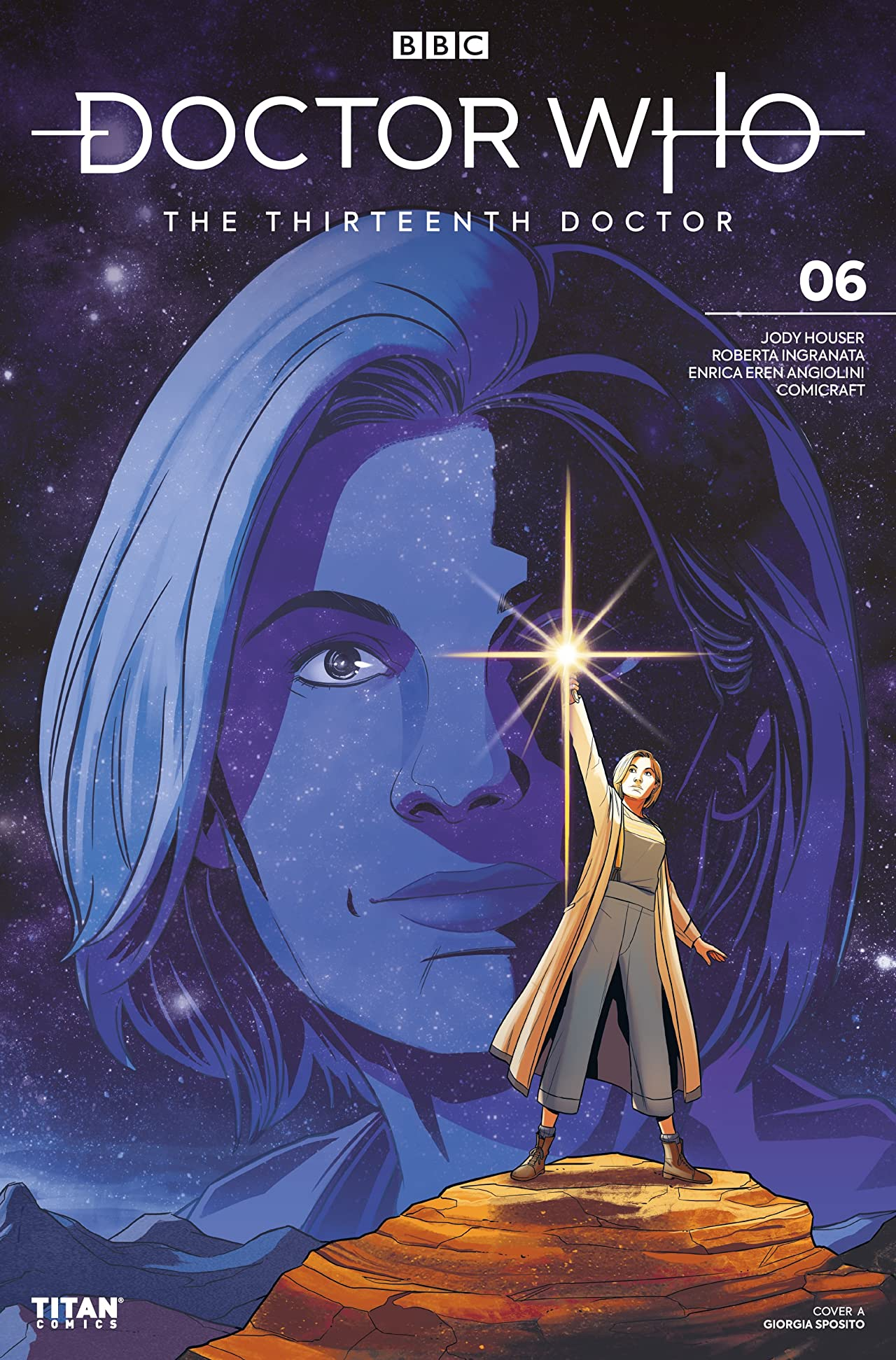 Doctor Who: The Thirteenth Doctor No.6