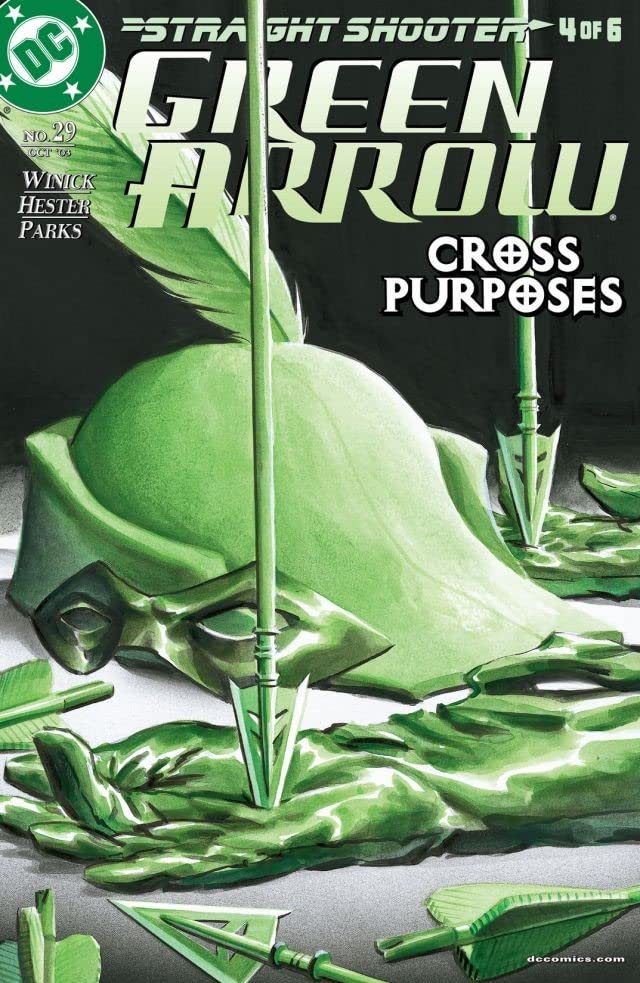 Green Arrow (2001-2007) #29