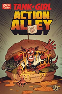 Tank Girl: Action Alley #4