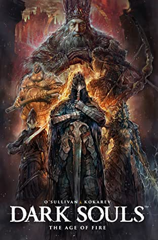 Dark Souls: Age of Fire Tome 4