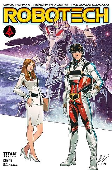 Robotech #18