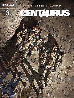 Centaurus Vol. 3: Land of Madness