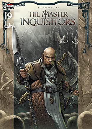 The Master Inquisitors Vol. 9: Bakael