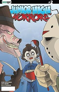 Junior High Horrors #2