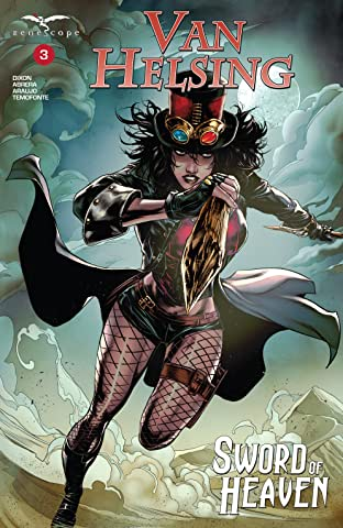 Van Helsing No.3: Sword of Heaven