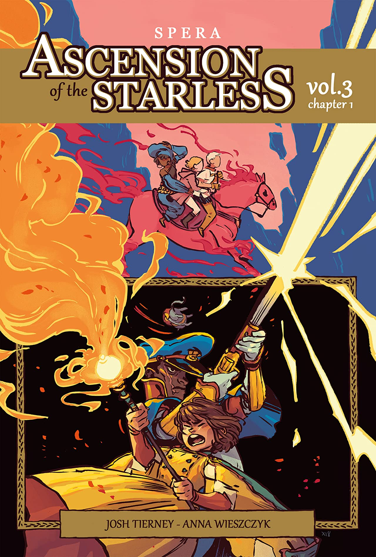 Spera: Ascension of the Starless Vol. 3 #1
