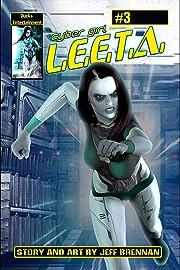 Cyber Girl L.E.E.T.A. #3