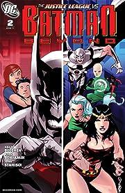 Batman Beyond (2011) #2
