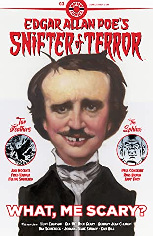 Edgar Allan Poe's Snifter of Terror No.3