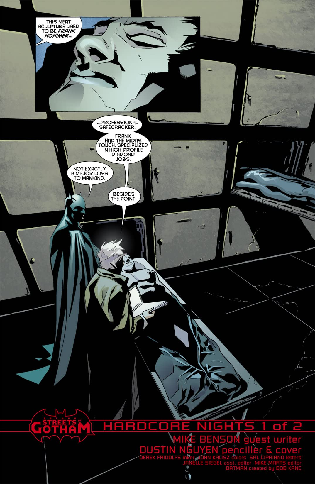 Batman: Streets of Gotham #8