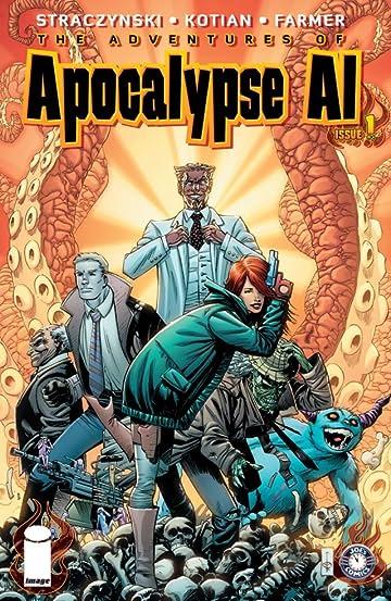 Apocalypse Al #1 (of 4)