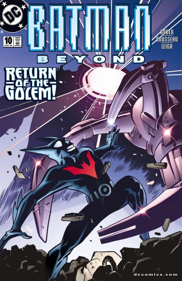 Batman Beyond (1999-2001) #10