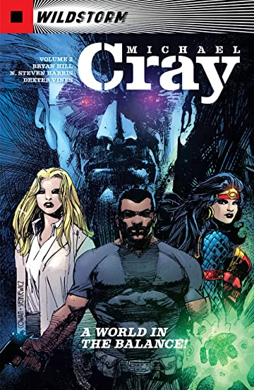 The Wild Storm: Michael Cray (2017-) Tome 2