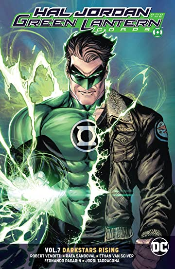Hal Jordan and the Green Lantern Corps (2016-2018) Tome 7: Darkstars Rising