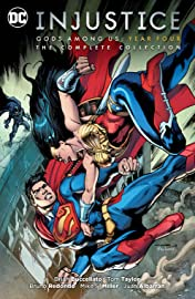 Injustice: Gods Among Us Year Four - The Complete Collection