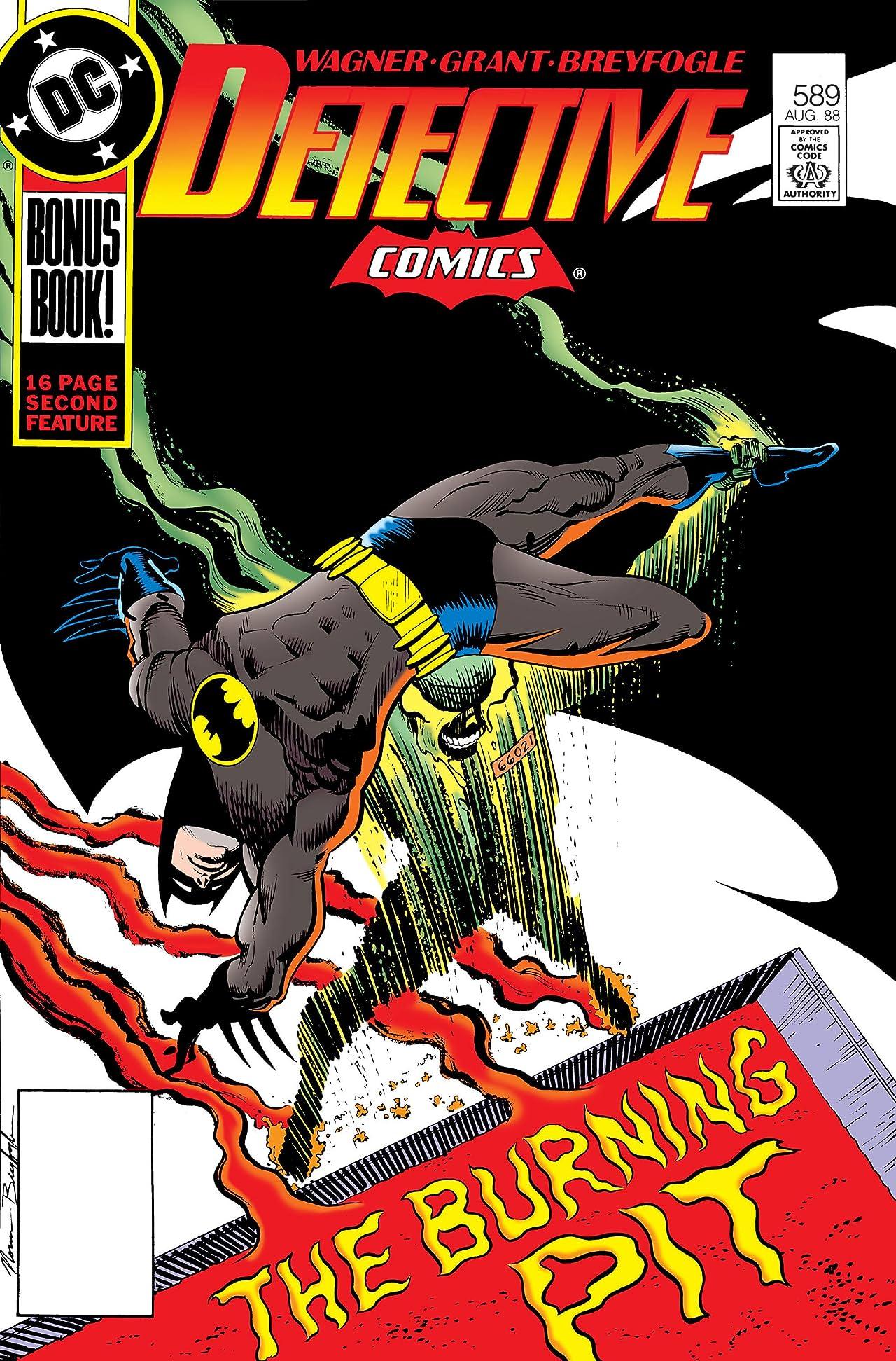 Detective Comics (1937-2011) No.589