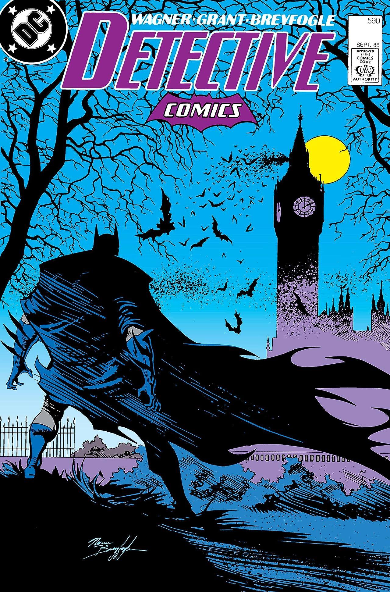 Detective Comics (1937-2011) #590