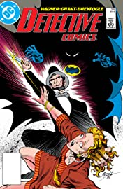 Detective Comics (1937-2011) No.592