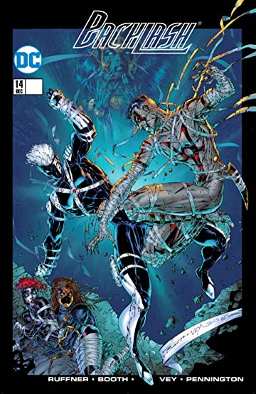 Backlash (1994-1997) #14