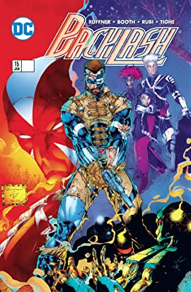 Backlash (1994-1997) #15