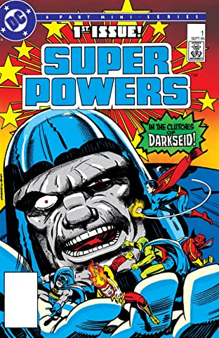 Super Powers (1985) #1