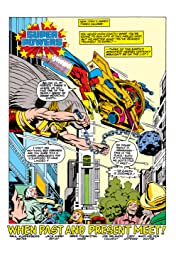 Super Powers (1985) #2