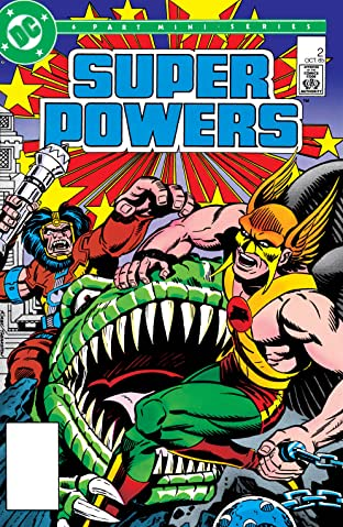 Super Powers (1985) #2