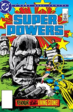 Super Powers (1985) #3