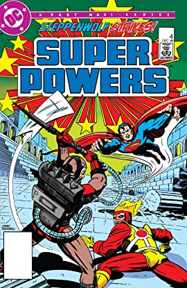 Super Powers (1985) #4