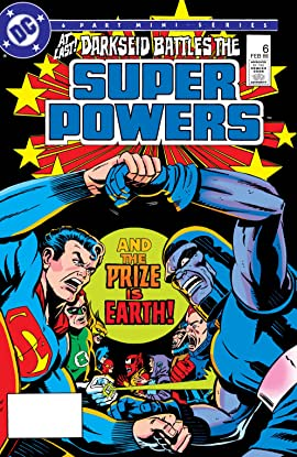 Super Powers (1985) #6