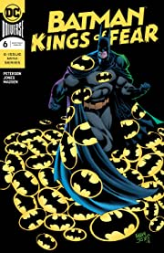 Batman: Kings of Fear (2018-) #6