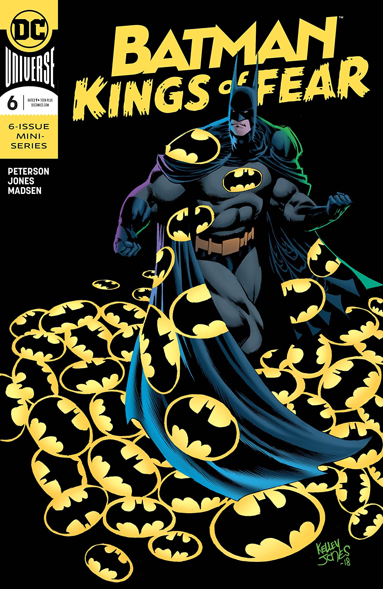 Batman: Kings of Fear (2018-) No.6