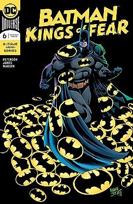Batman: Kings of Fear (2018-) #6
