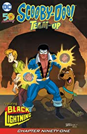 Scooby-Doo Team-Up (2013-) #91