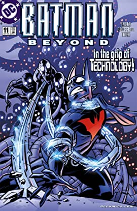 Batman Beyond (1999-2001) #11