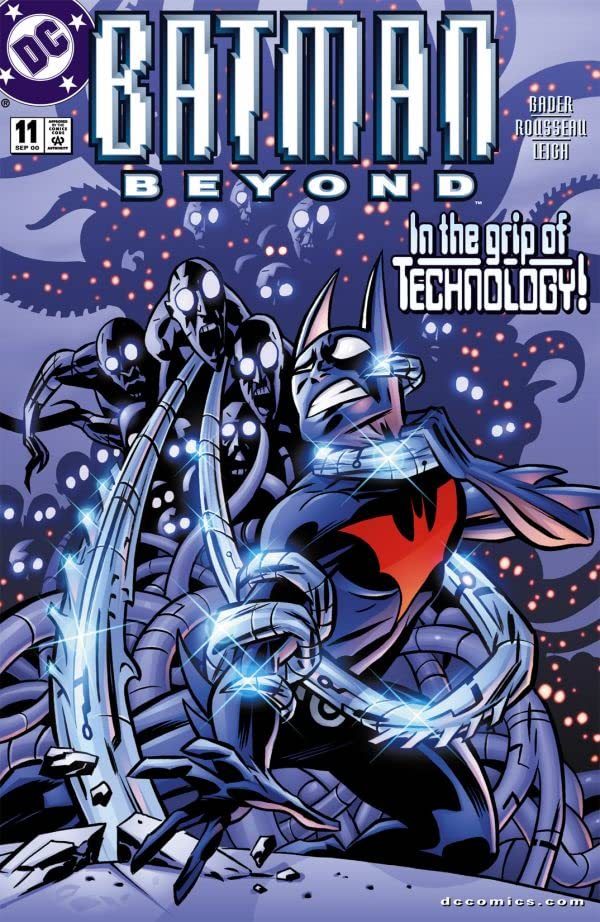 Batman Beyond (1999-2001) #11