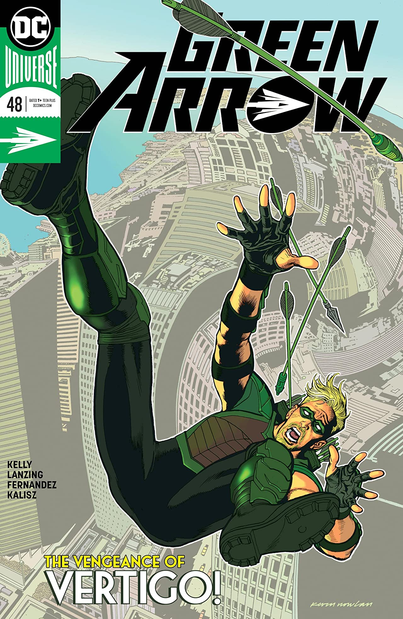 Green Arrow (2016-) No.48