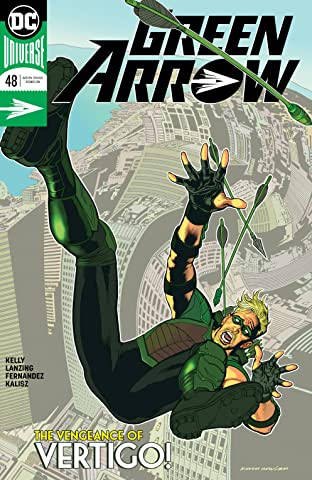 Green Arrow (2016-2019) No.48