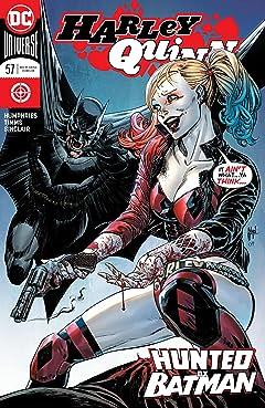 Harley Quinn (2016-) No.57
