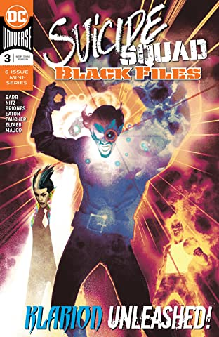 Suicide Squad Black Files (2018-) #3