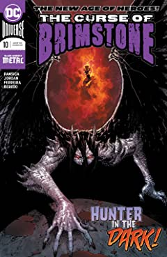 The Curse of Brimstone (2018-) #10