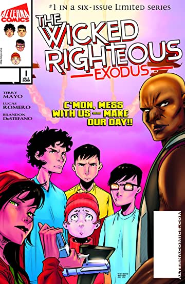 The Wicked Righteous: Exodus No.1