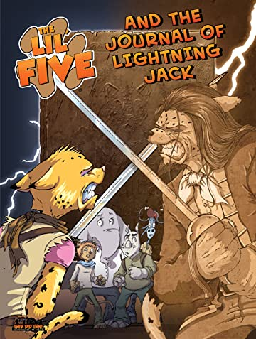 The Lil' Five Vol. 2: The Journal of Lightning Jack