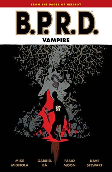 B.P.R.D.: Vampire (Second Edition)