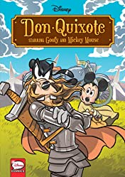 Disney Don Quixote, starring Goofy & Mickey Mouse