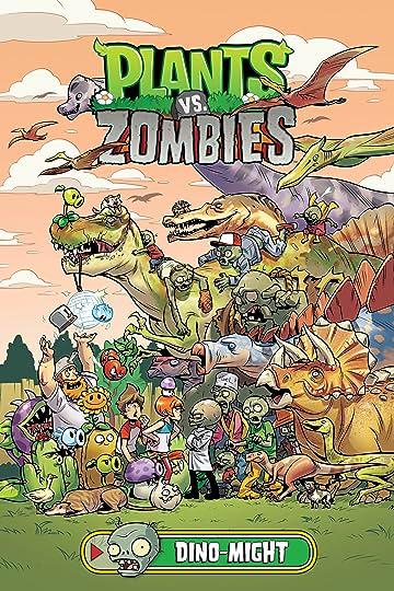 Plants vs. Zombies Vol. 12: Dino-Might